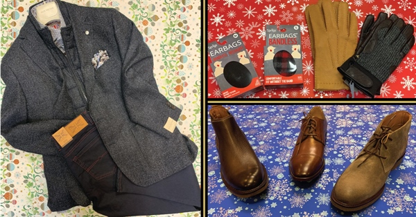 Best Fit Gift Ideas for the Well-Dressed Man