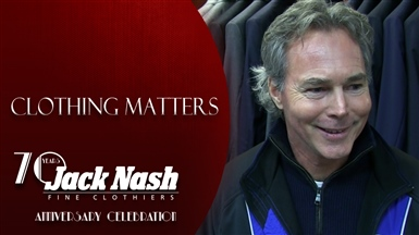 Greg Smith Testimonial Jack Nash Clothier St. Catharines