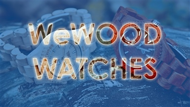 WeWOOD Watches: New Line of Casual Watches